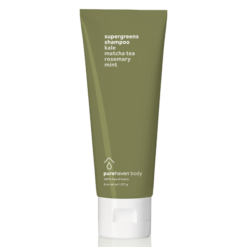 Supergreens Shampoo